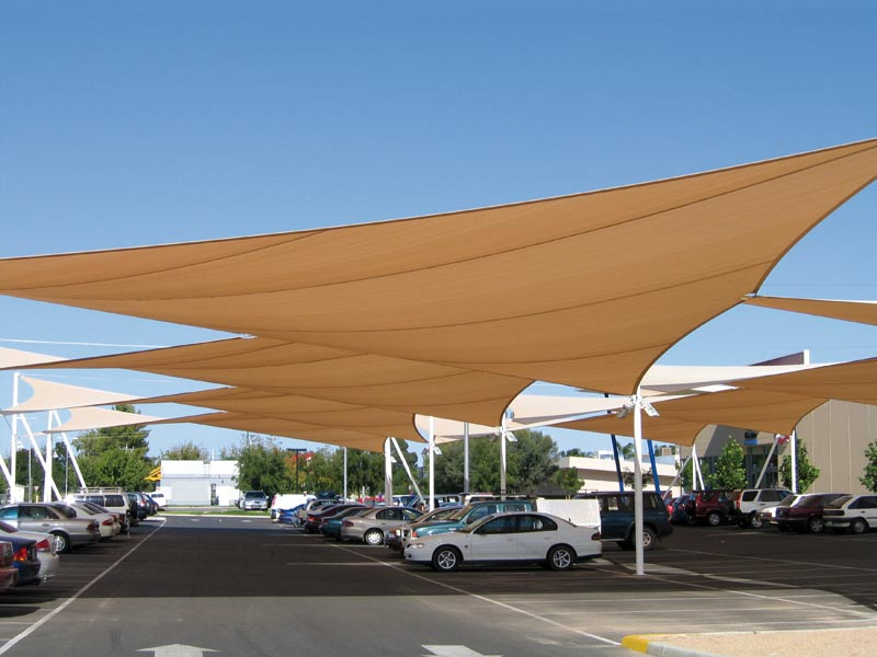 Gallery Commercial Applications Polyfab Usa Shade