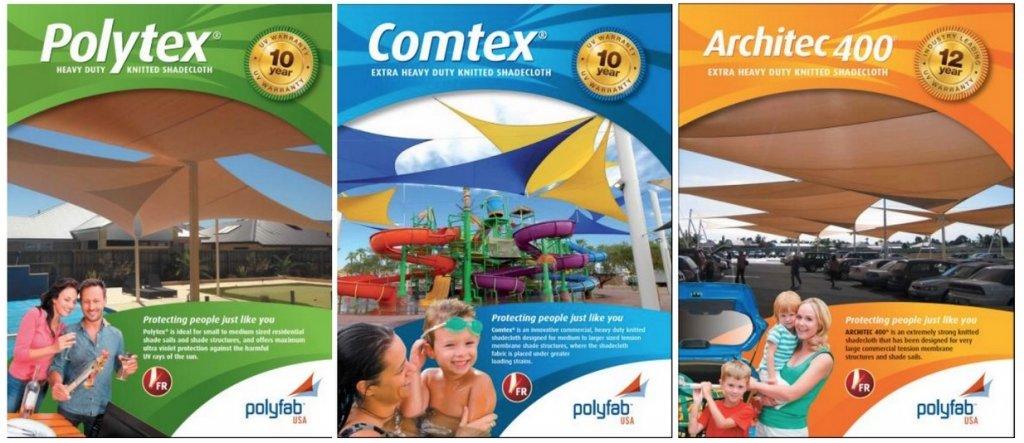 Polyfab flyers